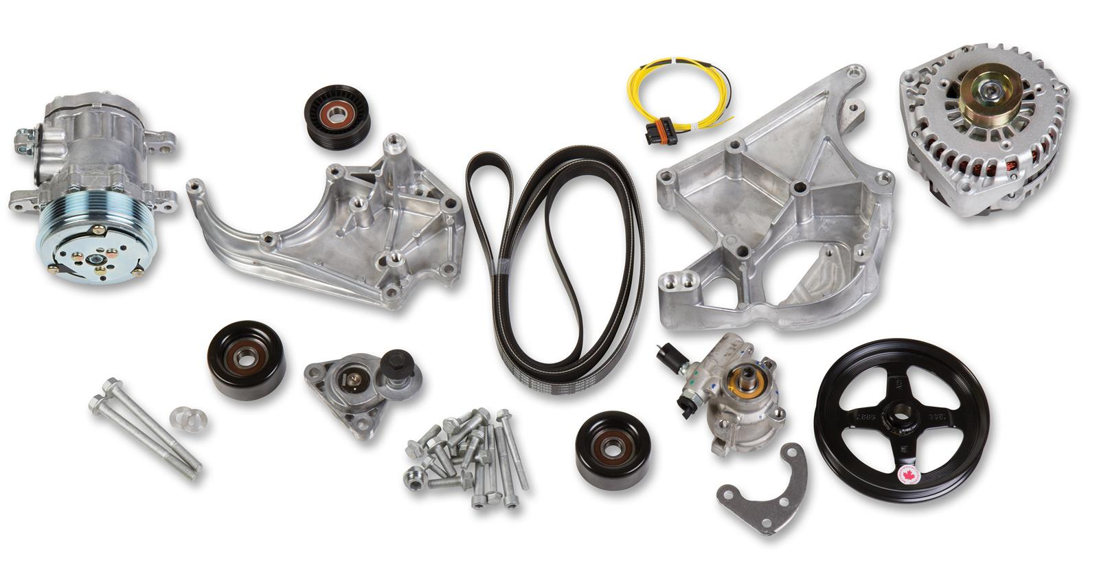Holley Ls Engine Swap Accessory Drive Systems 20 138