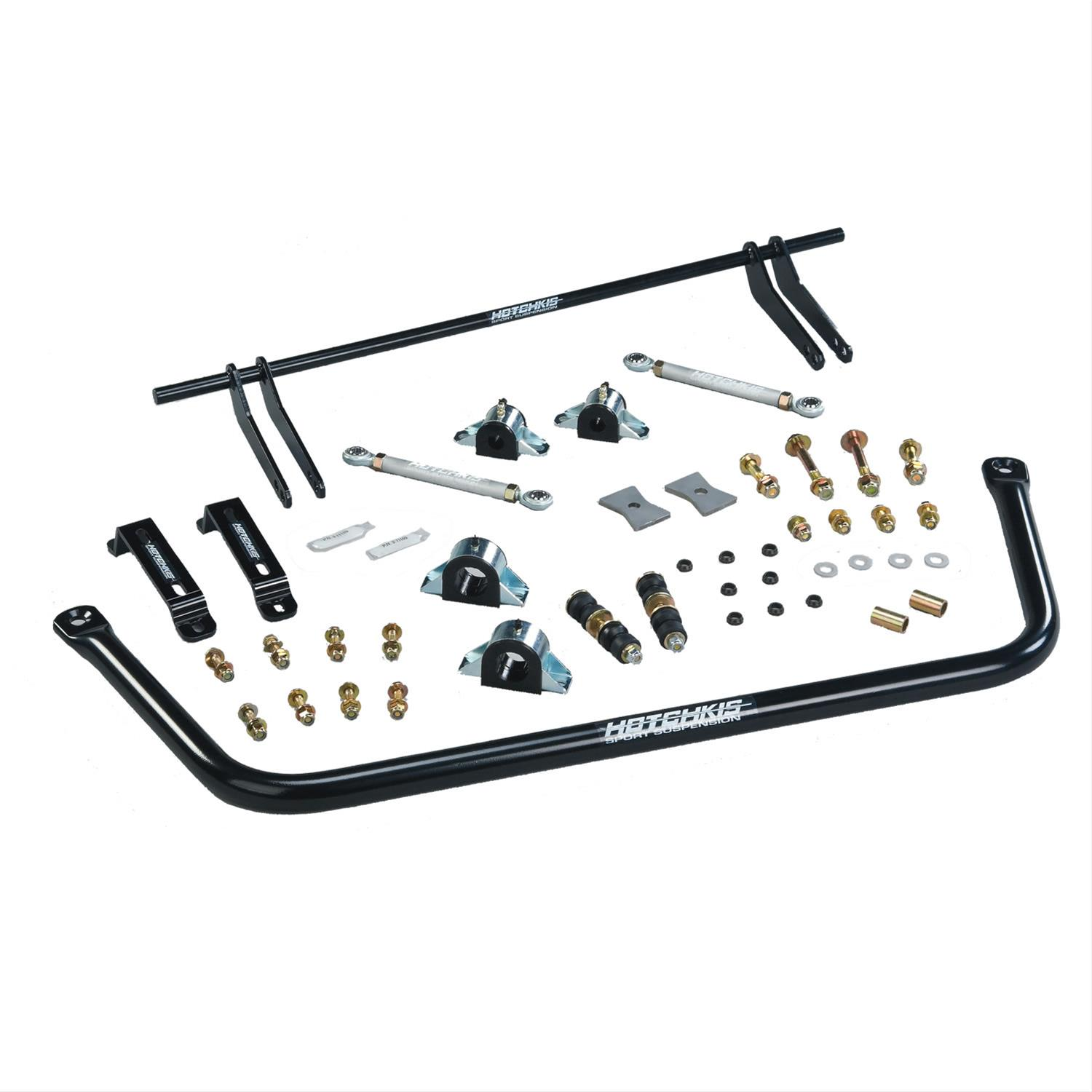 Hotchkis Sport Suspension Anti Squat Bracket System