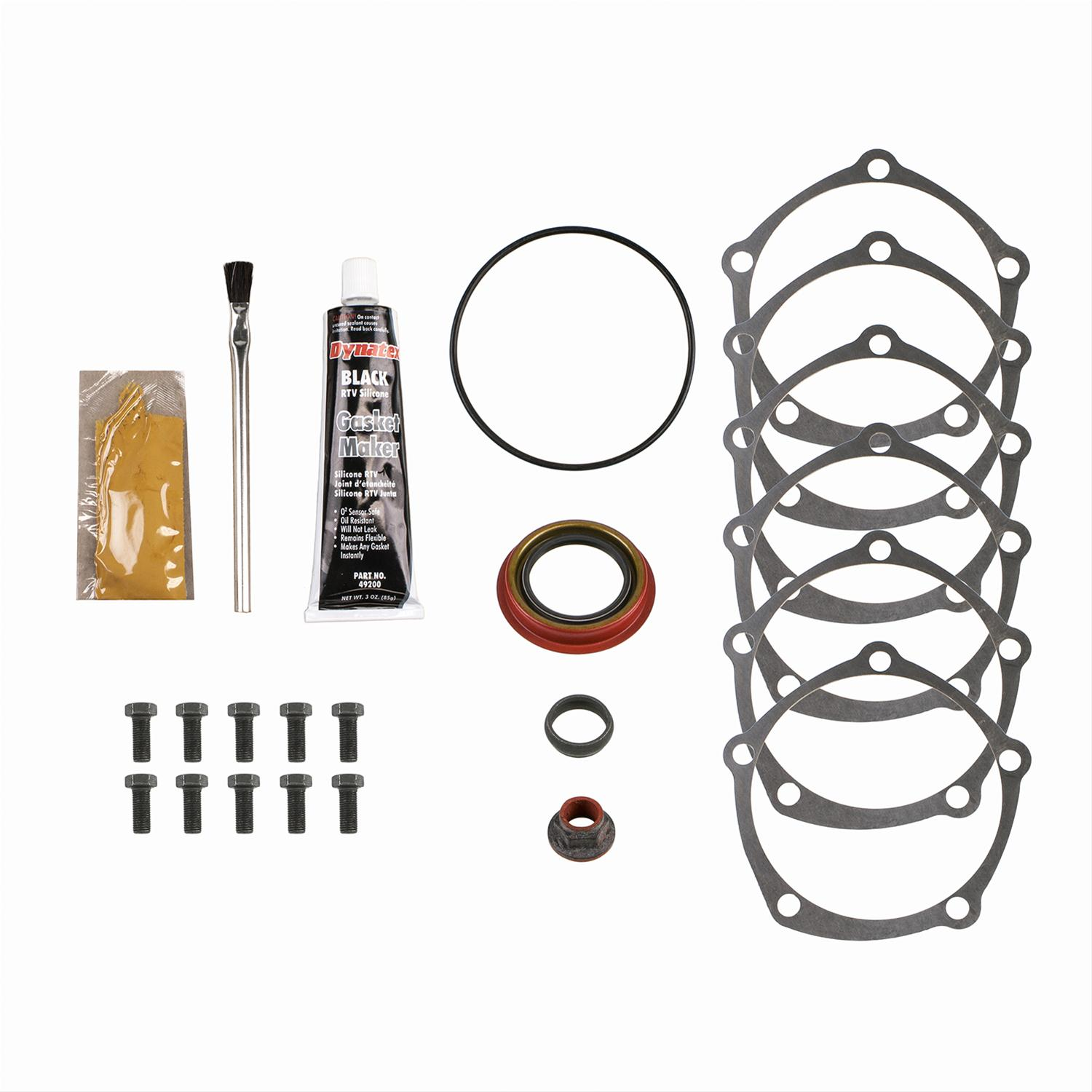 Motive Gear Super Ring And Pinion Gear Installation Kit Ford 8 F8ik