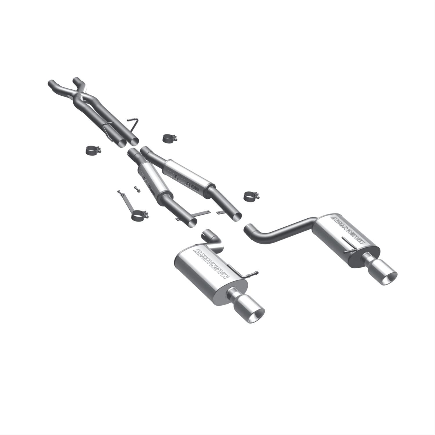 Magnaflow Exhaust System Performance Cat Back Stainless