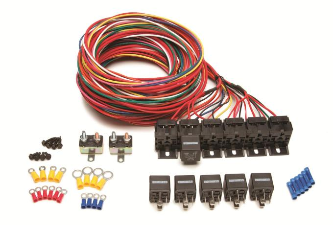 Painless Wiring Electric Fan Relay Kit