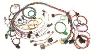 Painless Wiring Wiring Harness Fuel Injection GM TPI