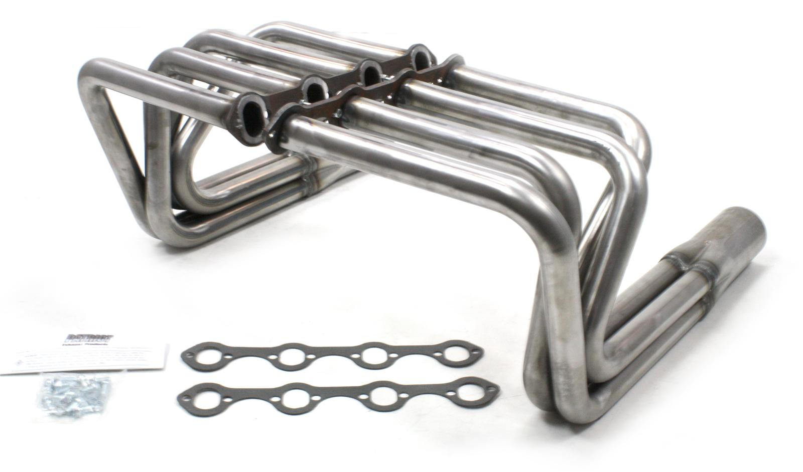 Patriot Roadster Headers Full Length Natural 1 5 8