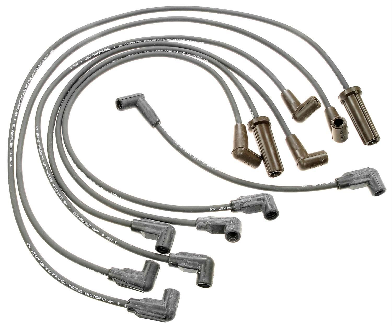 Chevrolet S10 Standard Motor Spark Plug Wire Sets