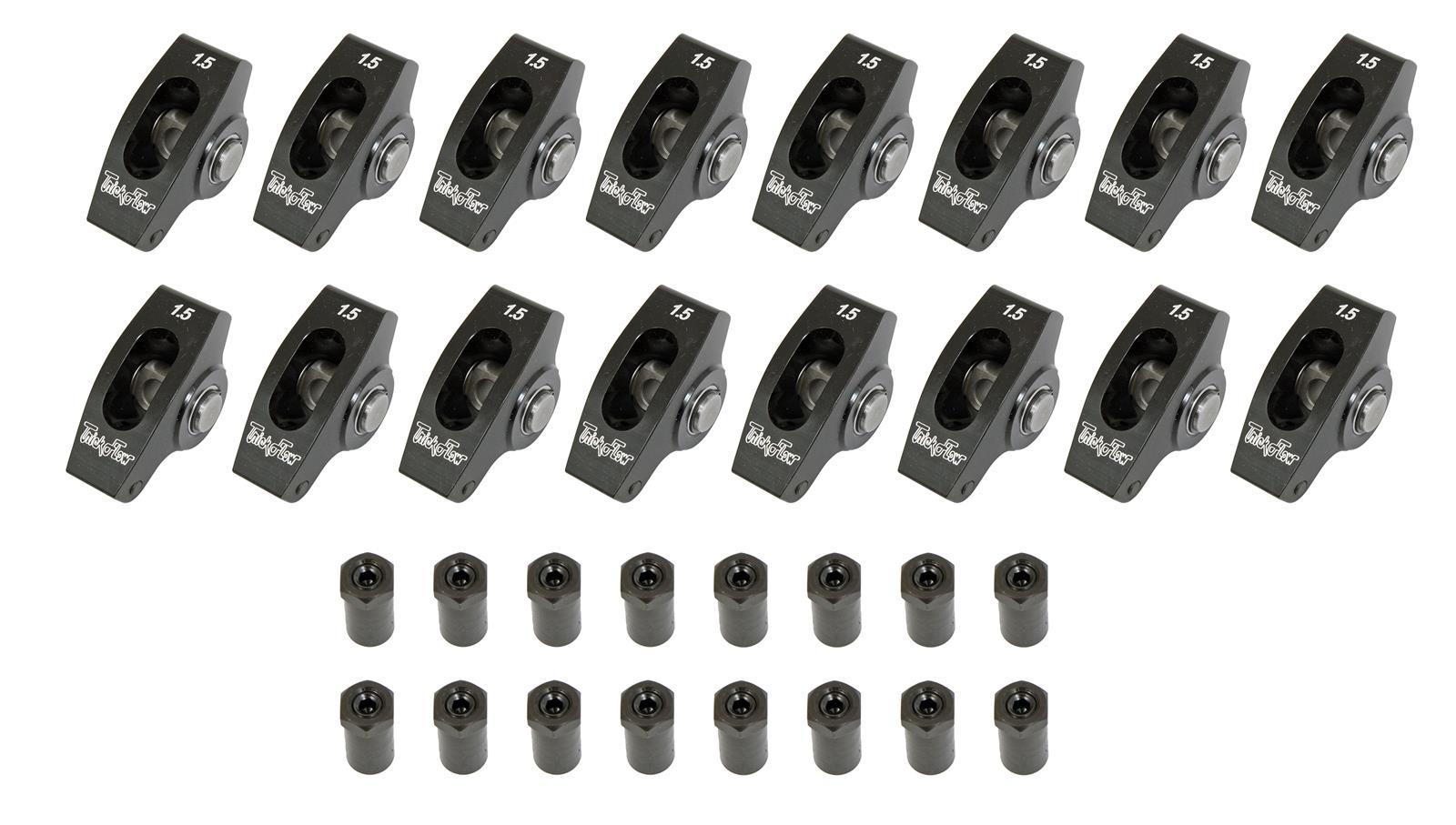 Trick Flow Gm 3 8 Stud Sbc 1 5 Ratio Aluminum