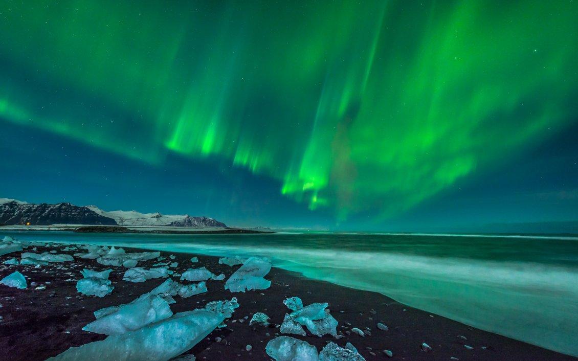 Northern Lights Norway June