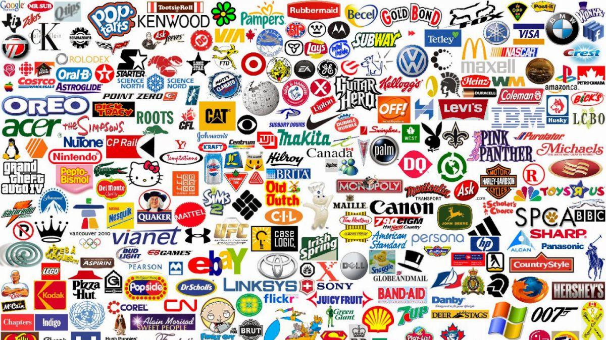 Resultado de imagen de logotipos famosos