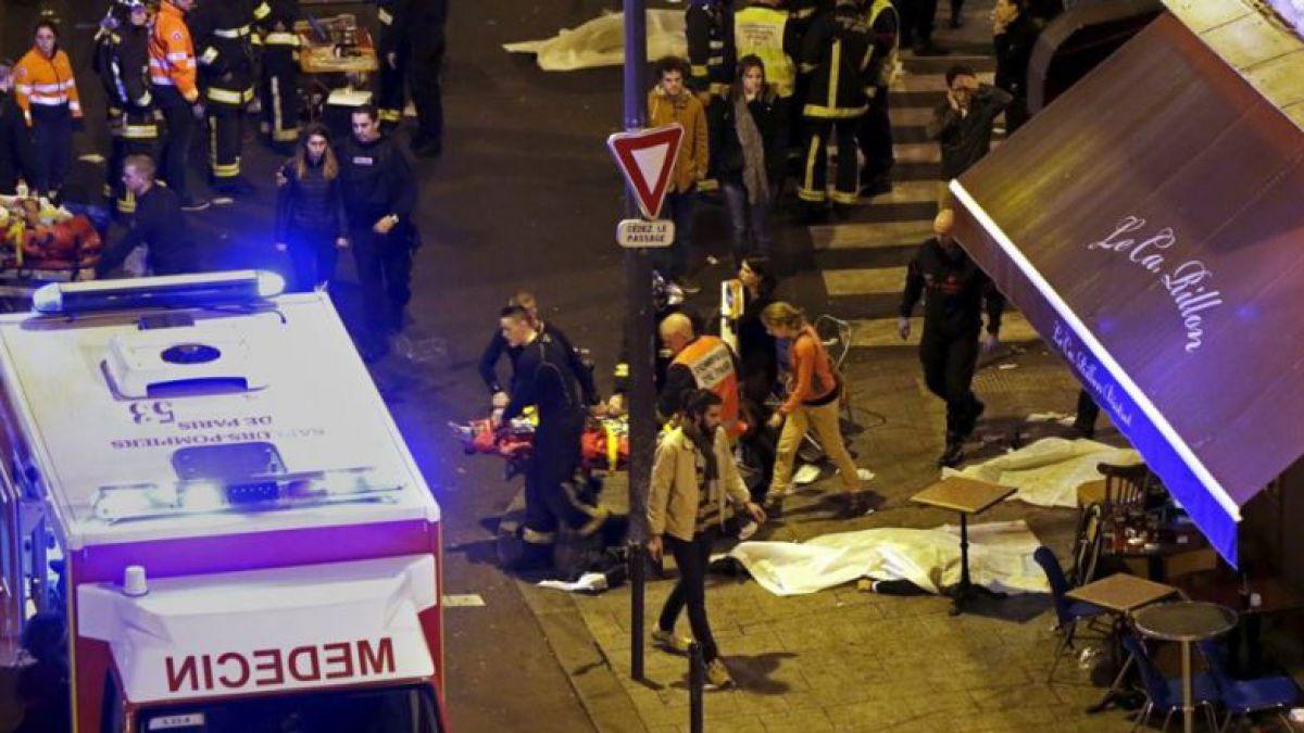 [MINUTO A MINUTO] Francia despliega militares en sus calles tras atentados en París