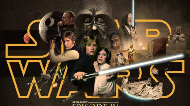 Star Wars Episodio IV Una nueva esperanza 1977 HD Mega Español latino