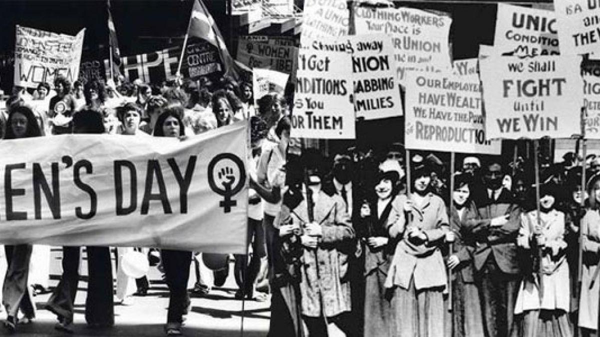 El trágico origen del 8 de marzo como el Día Internacional de la Mujer