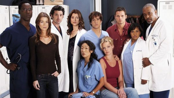 [FOTOS] Greys Anatomy: así luce el reparto original | Tele 13
