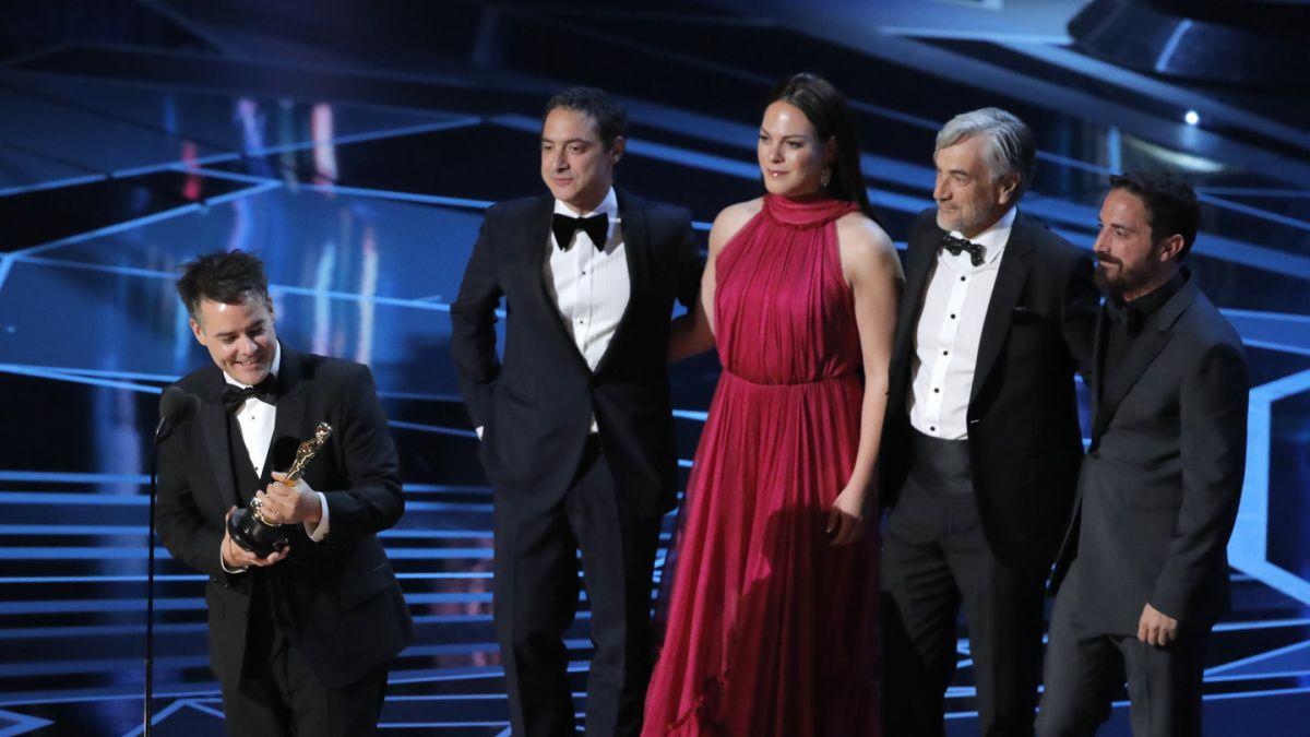 Una mujer fantástica gana el Oscar a la Mejor Película Extranjera