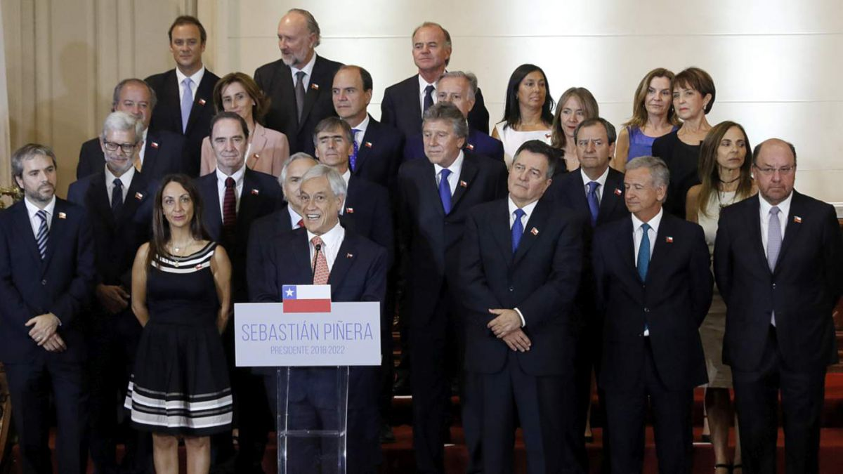 Los nombres que debes conocer del gobierno de Piñera