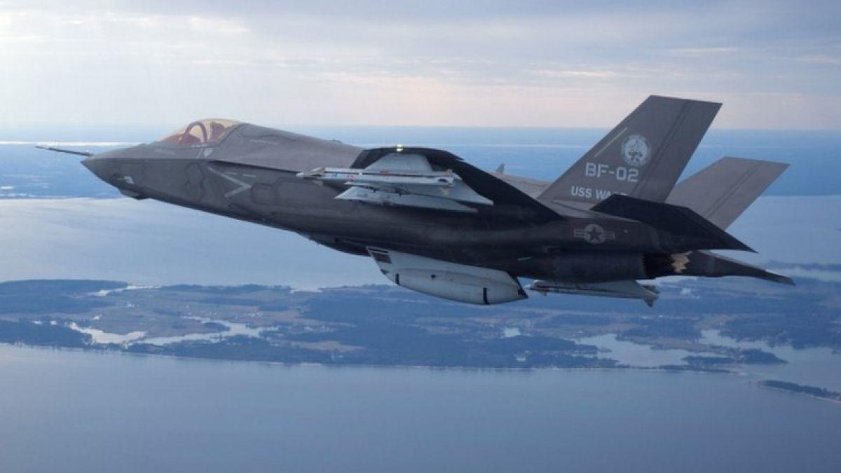 Así es el F-35, el avión militar más avanzado del mundo usado por primera vez en combate por Israel