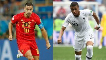Resultado de imagen para francia vs belgica