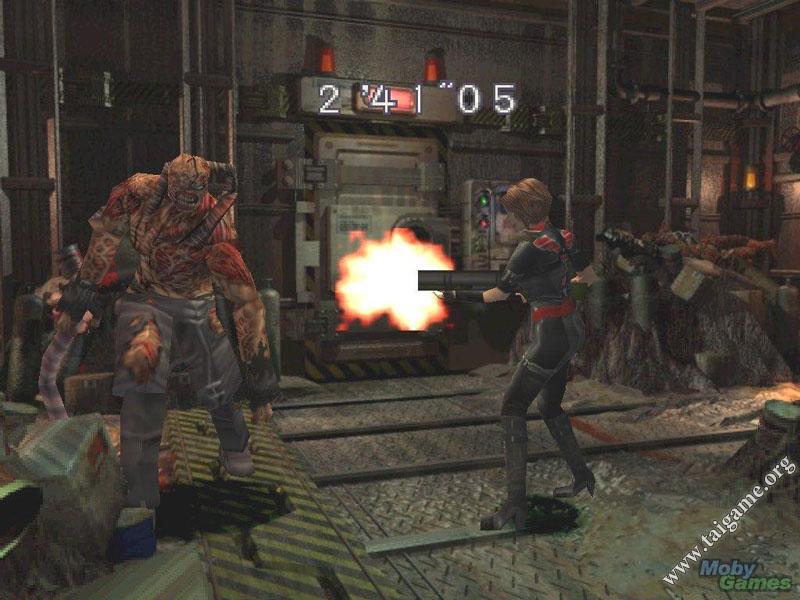 Resident Evil 3 Nemesis Biohazard 3 Last Escape