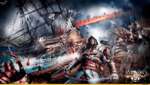 Assassin's Creed IV: Black Flag (Sát thủ vùng Caribbean ...