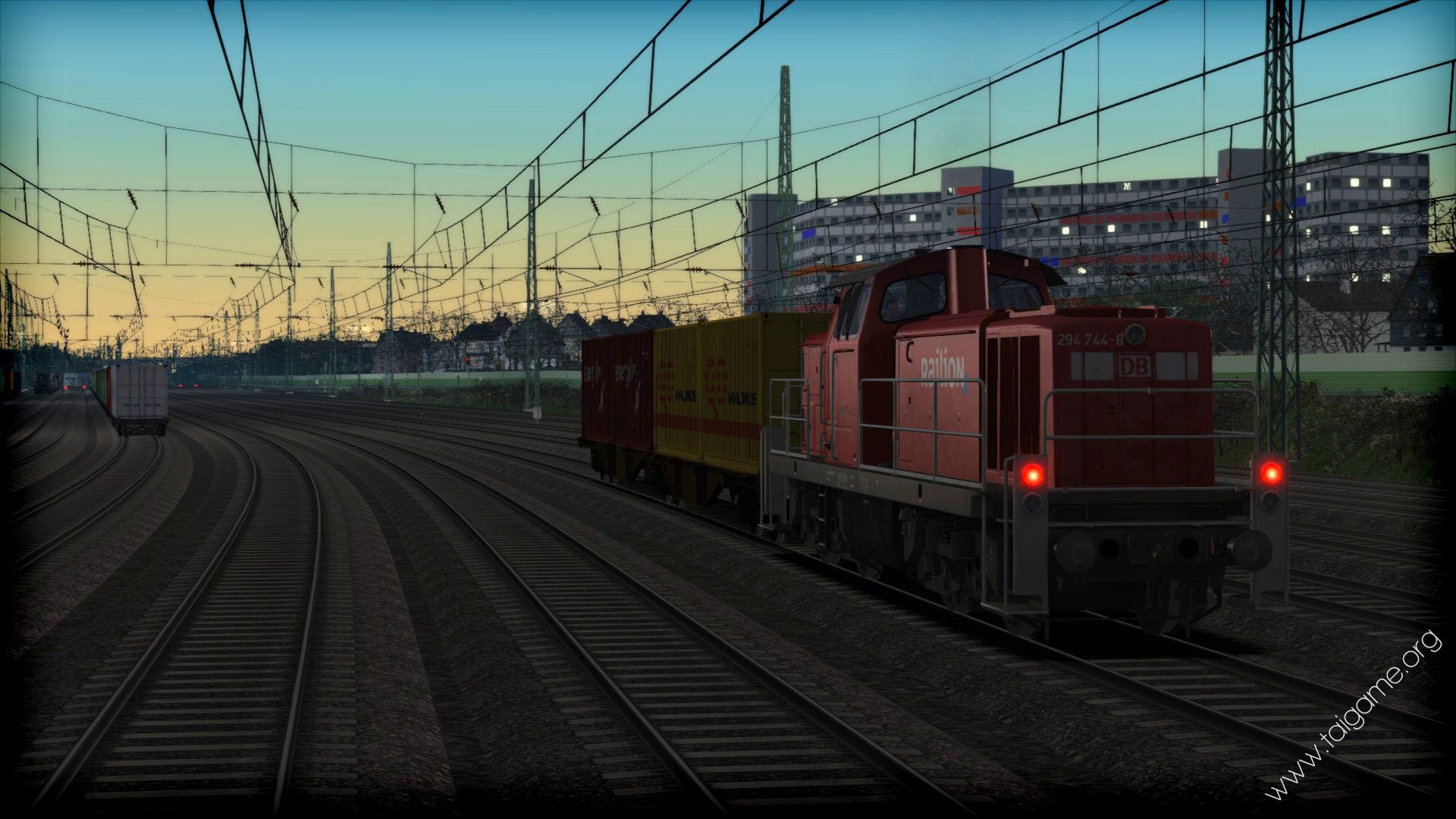 Train Simulator 2017 Pioneers Edition Download Free