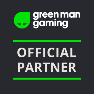 Green Man Gaming Logo