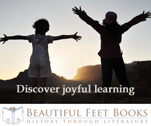 Beautiful Feet Books - Learning through literature