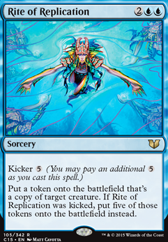 Card: Rite of Replication
