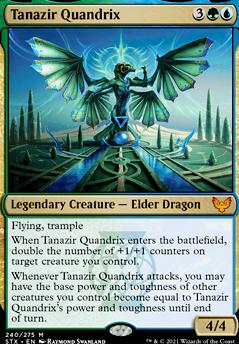 Quandrix es alguien muy especial