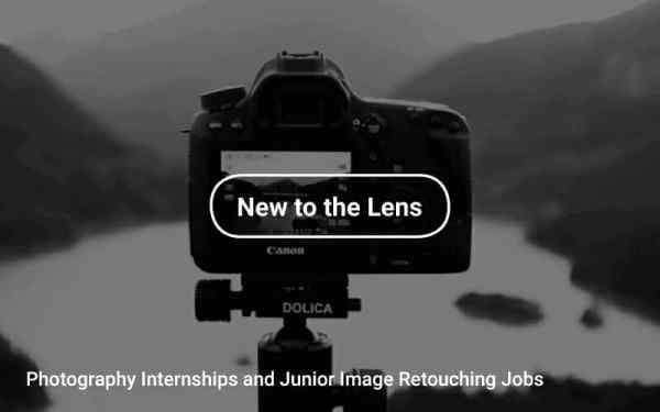 Photography Internships and Junior Image Retouching Jobs ...