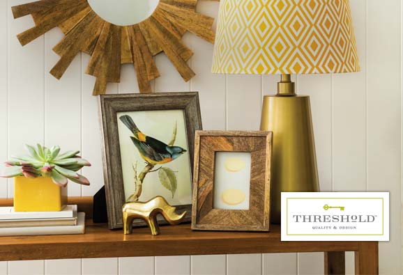 Threshold™ quality & design