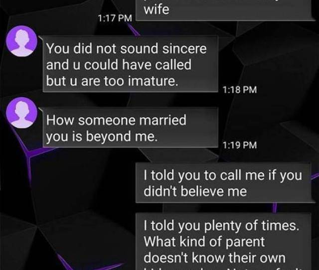 Now She Wants To Go Off On This Poor Guy Even Though He Repeatedly Told Her She Had The Wrong Number Somehow He Is The Jerk Though