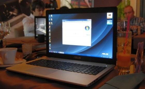 ASUS N56 - Playtech