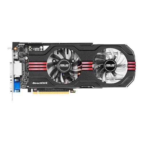 GeForce GTX 650 Ti DirectCU II