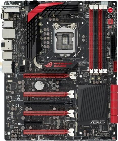Placă de bază ASUS cu chipset Intel Z87