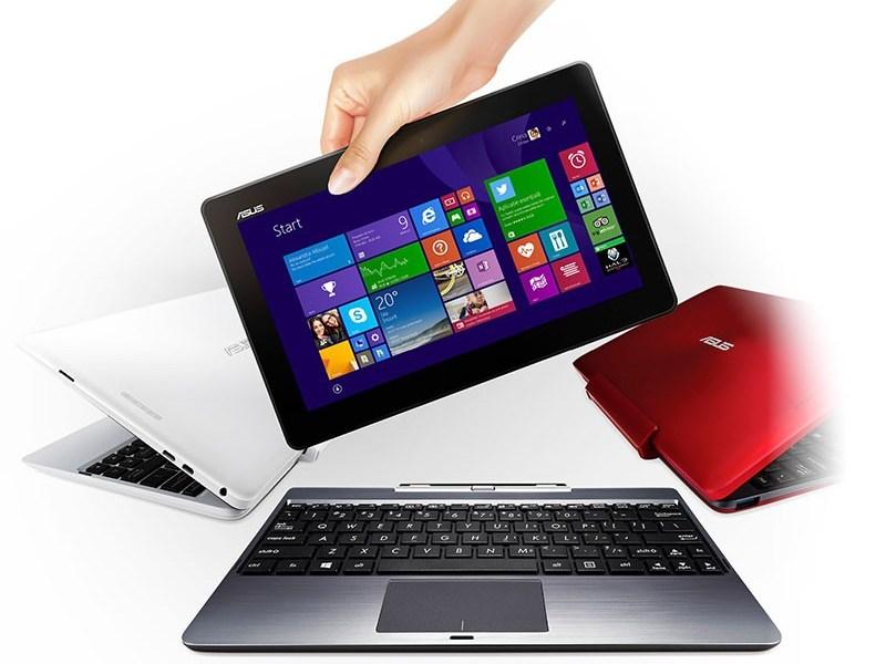 Tableta convertibilă în laptop ASUS Transformer Book T100