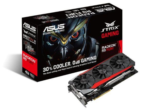 ASUS Strix R9 Fury