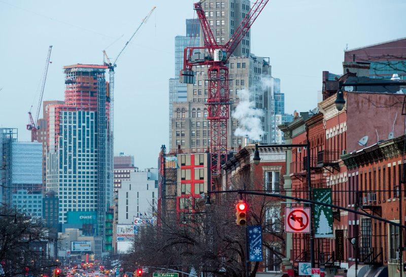 Fotografie din New York. Foto Sam Horine.