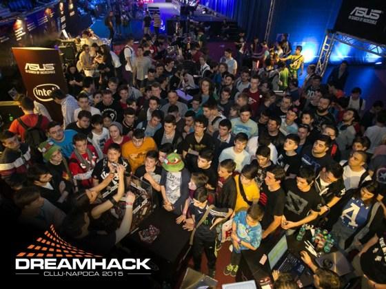 Concurs cu invitatii la DreamHack Cluj-Napoca 2015