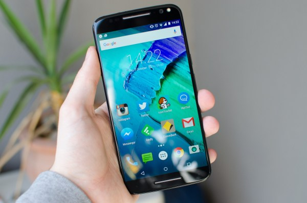 Motorola Moto X Style / Pure Review - TechSpot