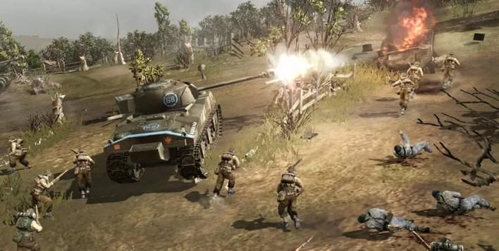 لعبة Company of Heroes 2 أفضل العاب استراتيجية