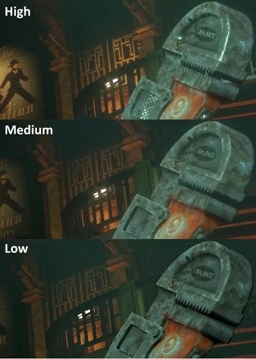 Bioshock videocard performance > Image Quality Comparison ...