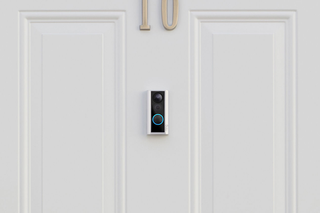Ring S Latest Video Doorbell Doesn T Require Drilling Or