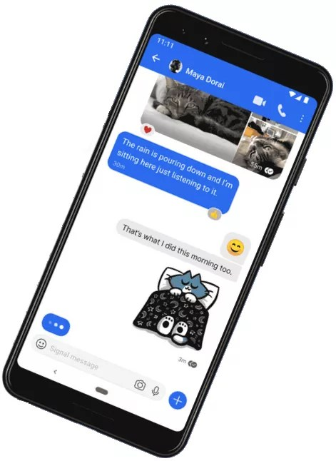 5 alternatives to using WhatsApp in 2021