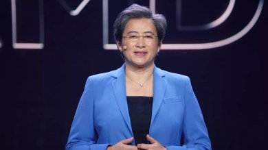 AMD CEO Lisa Su discusses supply problems and the future of CPUs