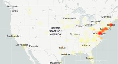 Major internet connectivity issues hit regions in northeastern US