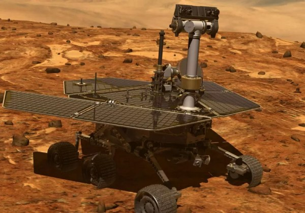 Mars Opportunity rover appears to be dead TechSpot