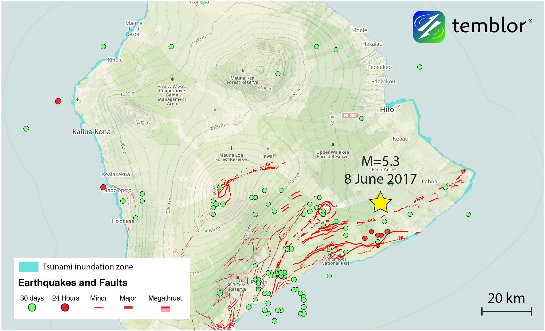 Aug 24, 2021· scientists detect earthquake swarm at hawaii volcano more this aug. M=5.3 earthquake shakes Hawaii's Big Island - Temblor.net