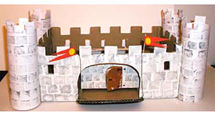 Fabriquer Un Chteau Fort Tte Modeler
