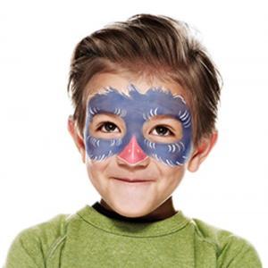 maquillage garcon pour le carnaval sur