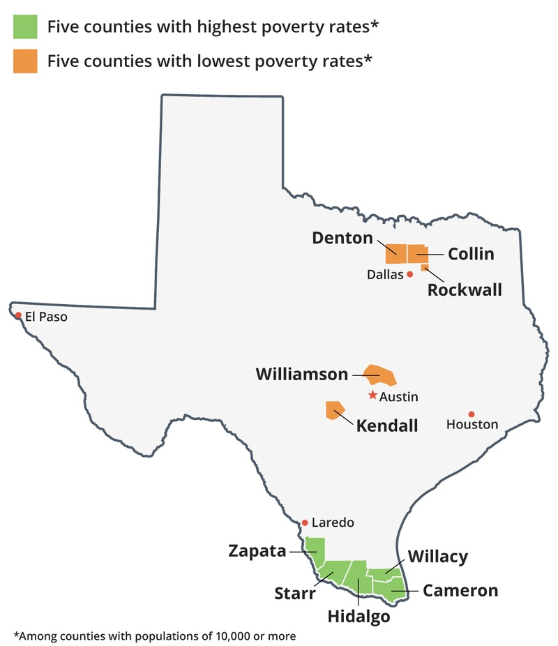 Counties Brownsville