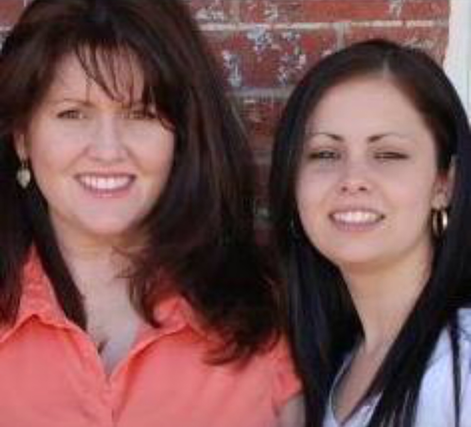 Laura Campbell with her daughter, Sierra Cruz.