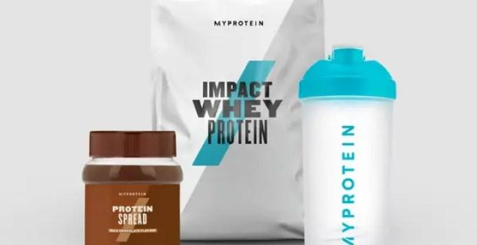 What Myprotein do